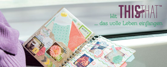 This&amp;That - Smashbook von Stampin' Up!