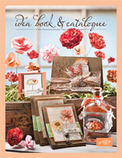 Stampin' Up! Idea Book and Catalogue 2011-2012