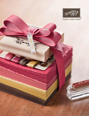 New Stampin Up Catalogue