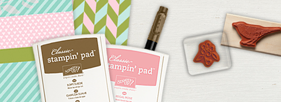 Become a Stampin' Up! Demonstrator