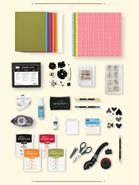 Stampin' Up! Starter Kit