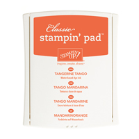 Tangerine Tango Classic Stampin' Pad