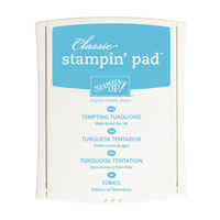 Tempting Turquoise Classic Stampin' Pad by Stampin' Up!
