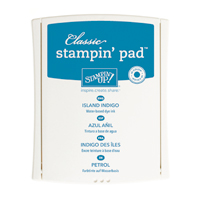 Island Indigo Classic Stampin' Pad by Stampin' Up!