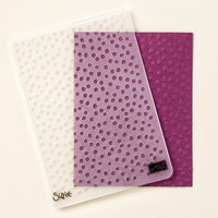 Dekorative Dots Textured Impressions Embossing Folder von Stampin 'Up!