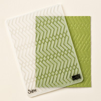Zig Zag Textured Impressions Embossing Folder von Stampin 'Up!