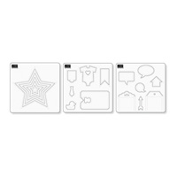 Éclectique perce-papier Pack de Stampin 'Up!