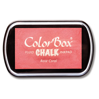 Rose Coral ColorBox Chalk Ink Pad von Stampin 'Up!