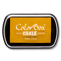 Yellow Citrus ColorBox Chalk Ink Pad von Stampin 'Up!
