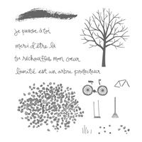 Arbre protecteur photopolymère Stamp Set (français) par Stampin 'Up!
