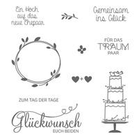Perfekter Tag Photopolymer Stamp Set (German) by Stampin' Up!