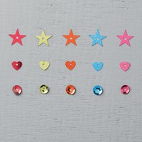 Brights Sequin Assortiment par Stampin 'Up!
