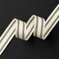 Waldmoos Baumwollband