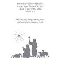 Every Blessing Wood-Mount Stamp Set by Stampin' Up!