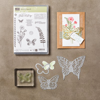 Schmetterlingsgruß Photopolymer Bundle (German) by Stampin' Up!