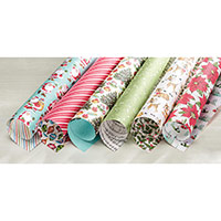 Home For Christmas Designer Series Paper