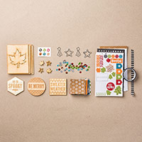 Seasonal Snapshot 2015 Project Life Accessory Pack by Stampin' Up!