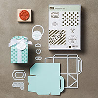 Homemade for You Wood-Mount Bundle by Stampin' Up!