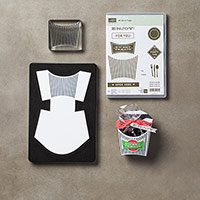 All about Sugar Photopolymer Bundle by Stampin' Up!