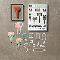 Stake Your Claim Clear-Mount Bundle by Stampin' Up!
