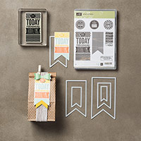 Amazing Birthday Clear-Mount Bundle by Stampin' Up!