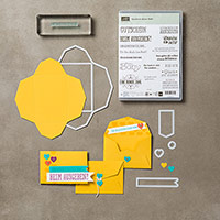 Geschenk deiner Wahl Photopolymer Bundle (German) by Stampin' Up!