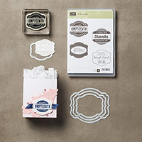 Oh My Goodies Clear-Mount Bundle by Stampin' Up!