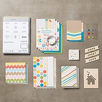 Happy Times Project Life Bundle by Stampin' Up!