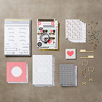Moments Like These Project Life Bundle by Stampin' Up!
