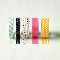 It's My Party Designer Washi Tape by Stampin' Up!