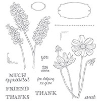 Helping Me Grow Photopolymer Stamp Set by Stampin' Up!