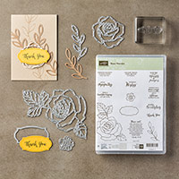 Rose Wonder Photopolymer Bundle