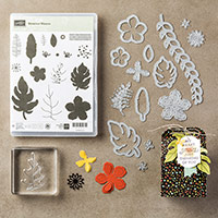 Botanical Blooms Photopolymer Bundle by Stampin' Up!