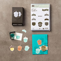 Herbstgrüße Photopolymer Bundle (German) by Stampin' Up!