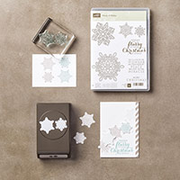 Flurry Of Wishes Photopolymer Bundle