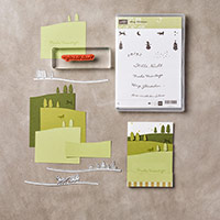Kling, Glöckchen Clear-Mount Bundle (German) by Stampin' Up!