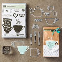 Vollkommene Momente Photopolymer Bundle (German) by Stampin' Up!