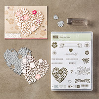 Blüten der Liebe Photopolymer Bundle (German) by Stampin' Up!