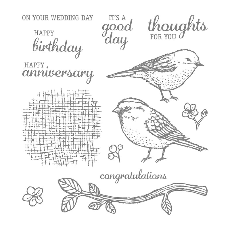 Stampin Up Maudie Papercrafts