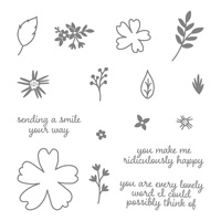 Love & Affection Photopolymer Stamp Set