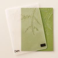 Plioir à gaufrage Textured Impressions Branche de pin