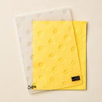 Polka Dot Basics Textured Impressions Embossing Folder