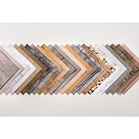 Bloc papier de la série design textures bois