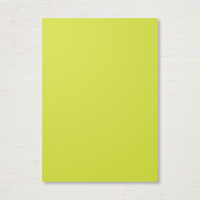 Lemon Lime Twist A4 Cardstock