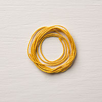 Crushed Curry Solid Baker'S Twine