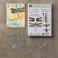 Dragonfly Dreams Photopolymer Bundle
