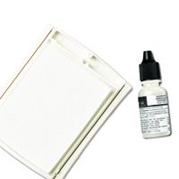 Whisper White Uninked Craft Stampin' Pad & Refill