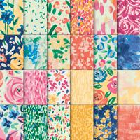 "Garden Impressions 6"" X 6"" (15.2 X 15.2 Cm) Designer Series Paper"