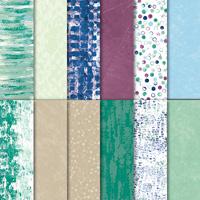 Tranquil Textures Designer Series Paper