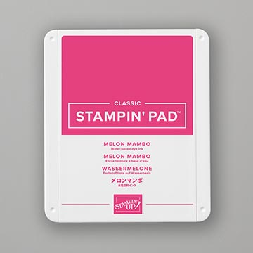 Melon Mambo Classic Stampin' Pad
